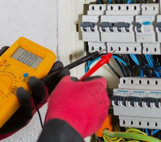 control panel testing